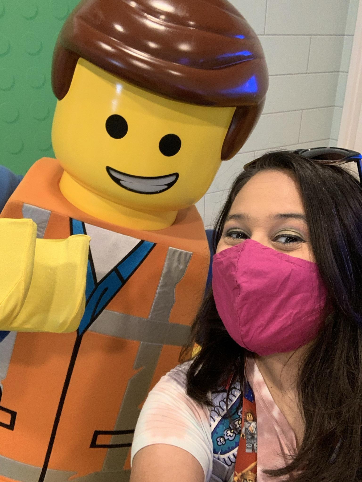 Legoland Emmet Teresa